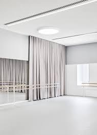 Ballet Studio Design The Australian Ballet Refurbishment In Melbourne By Hassell