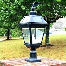 solar outdoor post lights lighting powered lamp garden uk solar outdoor post lights