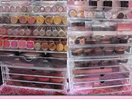 muji makeup organization and storage what s in my muji drawers muji acrylic case 2 and 5 drawers you