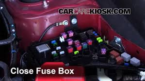 replace a fuse 2014 2016 subaru forester 2014 subaru forester 6 replace cover secure the cover and test component