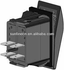 4 prong rocker switch wiring diagram wiring images