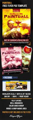 best images about psd flyer design  paintball flyer psd template facebook cover elegantflyer
