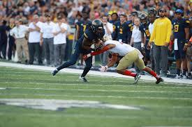 Desmond Phillips Football University Of Toledo Athletics