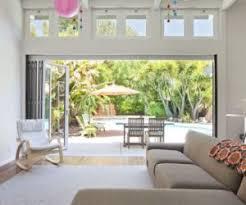 folding patio doors. 17 Stunning Ways To Use Bi-Folding Doors In Living Rooms Folding Patio F
