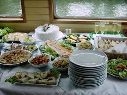 decoration fabulous buffet dinner table setting ideas view larger