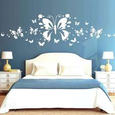 wall painting designs for bedroom indian