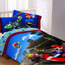 33 stunning super mario duvet cover bedding race is on kids inside decorations 1 twin