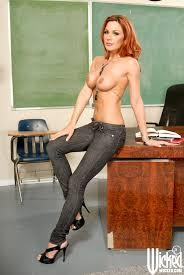 High class sexy tits
