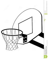 Basketball Drawing Pictures Clipart Basketball Simple Graphics Illustrations Free Download