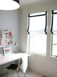 ... Roman Blinds Target Fabric Roman Shades Lowes Charming White Bedroom  With White Roman Shades ...