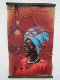 african woman burlap wall art 1 on african woman wall art with african woman burlap wall art 1 luangisa art gallery