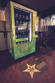 Marijuana Vending Machine Stunning Seattle Getting Its First Marijuana Vending Machine
