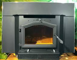 fireplace inserts wood burning with er wood burning fireplace inserts installation cost