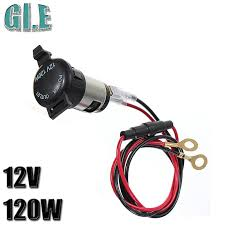 12v 120w car motorbike boat tractor cigarette lighter socket 12v 120w car motorbike boat tractor cigarette lighter socket splitter power outlet adapter supply 60cm connector cable
