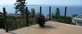 maintenance free aluminum railings fence systems