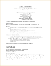 100 Presenter Resume Examples Government Resume Objective