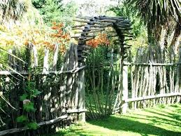 creative fence ideas rustic garden fence ideas image of outdoor fence decorating ideas creative wood fence