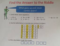 97 best middle school math images on baseball and activities