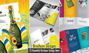Brochure Design Samples 25 Best Brochure Design Examples And Ideas For Your Inspiration