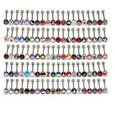 Bulk Wholesale <b>50pcs New Fashion</b> Silver Steel mix different Logo ...