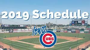 Principal Park Seating Chart Iowa Cubs Set 2019 Schedule Iowa Cubs News