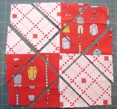 4 patch disappearing quilt block | Patches, Patchwork and Patterns & 4 Patch Disappearing Quilt Block – Criss Cross Adamdwight.com