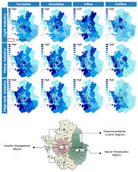 Difference Between Heavy Industry And Light Industry Sustainability Free Full Text Monitoring Spatial Changes