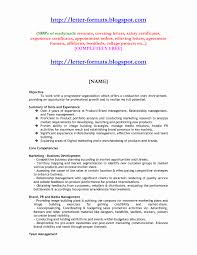 Mba Fresher Resume Format Doc New Student Resume Samples Prime Mba