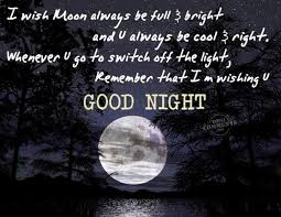 Good Night Quotes For Her Fascinating Entrancing Quotes About Good Night 48 Quotes Good Afternoon Quotes