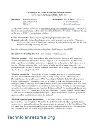 Resume Template Harvard Business School Skincense Co