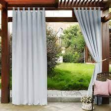 window spaces outdoor window treatments