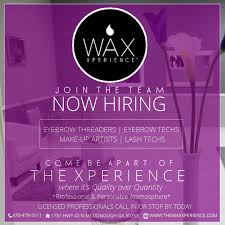 waxing hairremoval esthetician on instagram are you a team player are you professional and personable if so the