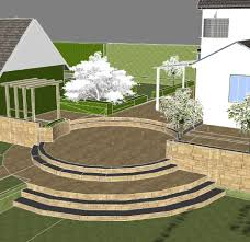 Small Picture Landscaping in Oxfordshire Contact Oxford Garden Design Today