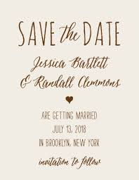 save the date template free download save the date cards match your colors style free basic invite