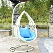 hanging swing chair outdoor trade assurance leaf design garden patio furniture outdoor hanging swing chairs garden