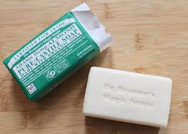 dr bronner s soap can be used as a face wash shoo body wash