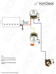 wiring diagram 2 humbuckers volume tone images wiring diagram humbucker 1 volume tone pictures to pin