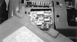 location of fuse box under hood of 1984 bronco fixya where is the fuse box located on a 86 ford bronco ii