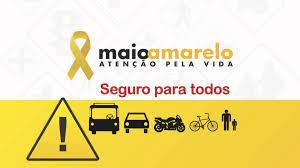 Governo estuda bloqueio de celular em trânsito. Lançada a campanha Maio  Amarelo