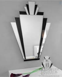Antonio Art Deco Mirror
