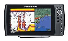 Humminbird Helix 10 Sonar Gps Plotter With Transom Mount