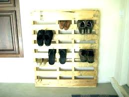 outdoor covered shoe storage target rack benc