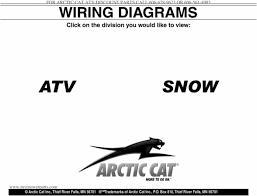 2000 2009 arctic cat atv snowmobile wiring diagrams pay for 2000 2009 arctic cat atv snowmobile wiring diagrams