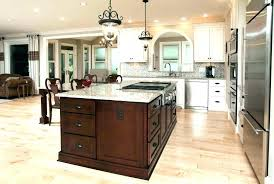 island stove top. Kitchen Islands:Kitchen With Stove In Island Top I