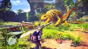 Image result for Monster Hunter: World pc