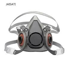 jaisati semi mask anti virus spray paint for the protection of multi functional
