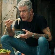 Film About Anthony Bourdain ...