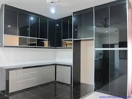 Mirrored Kitchen Cabinet Doors Kitchen Cabinet