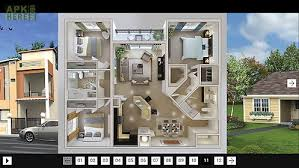 3d model home for Android free download at Apk Here store - Apktidy.com