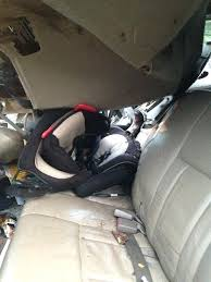 car seats children car seat covers toddler survives crash due to properly installed seats for